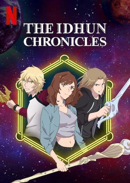 ดูอนิเมะ The Idhun Chronicles